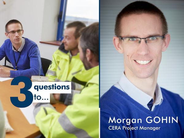 3 questions à Morgan Gohin : l'ingéniosité et l'ouverture d'esprit au service de l'innovation