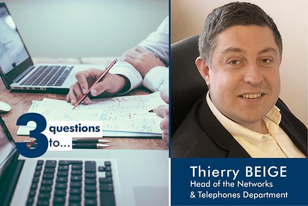 3 questions à Thierry Beige : talent polyvalent au service de la sécurité informatique
