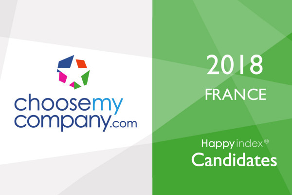 """Groupe Roullier conquista o selo """"Happy Candidates"""" 2018, na França"""