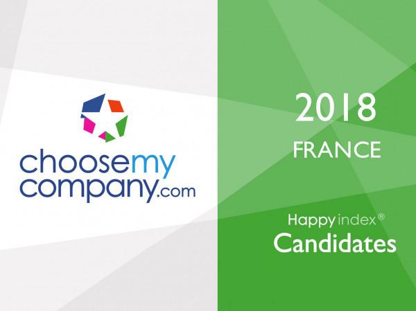 Le Groupe Roullier obtient la labellisation « Happy Candidates » 2018 en France